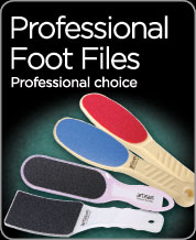 Professional Foot Files